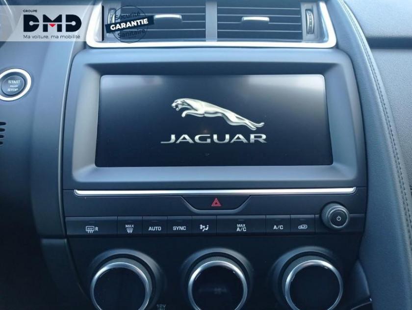 Jaguar E-pace 2.0p 200ch S Awd Bva9 - Visuel #6