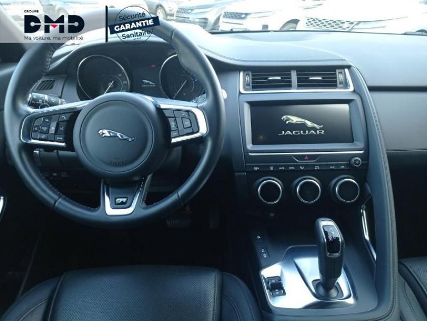 Jaguar E-pace 2.0p 200ch S Awd Bva9 - Visuel #5