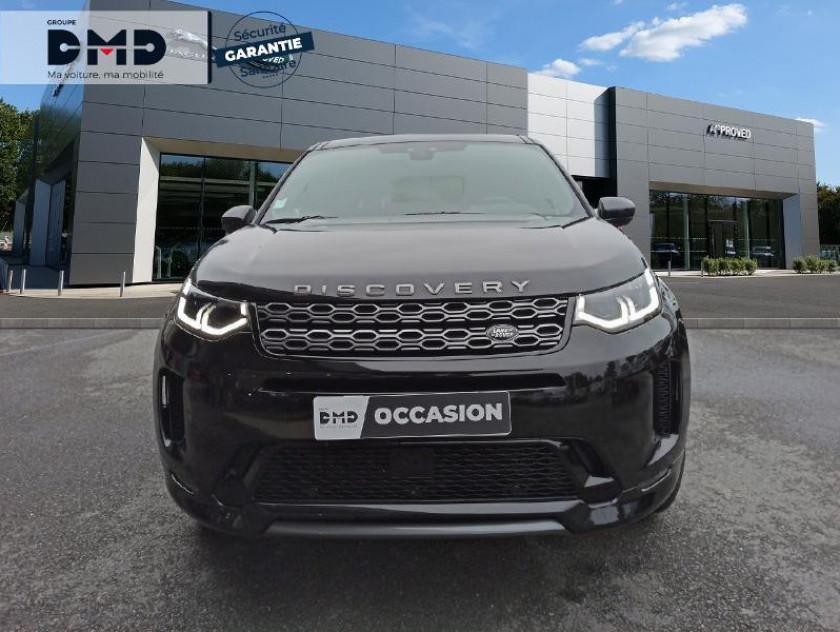 Land Rover Discovery Sport Discovery Sport D150 Bva Awd R-dynamic Se Mark Iv - Visuel #4