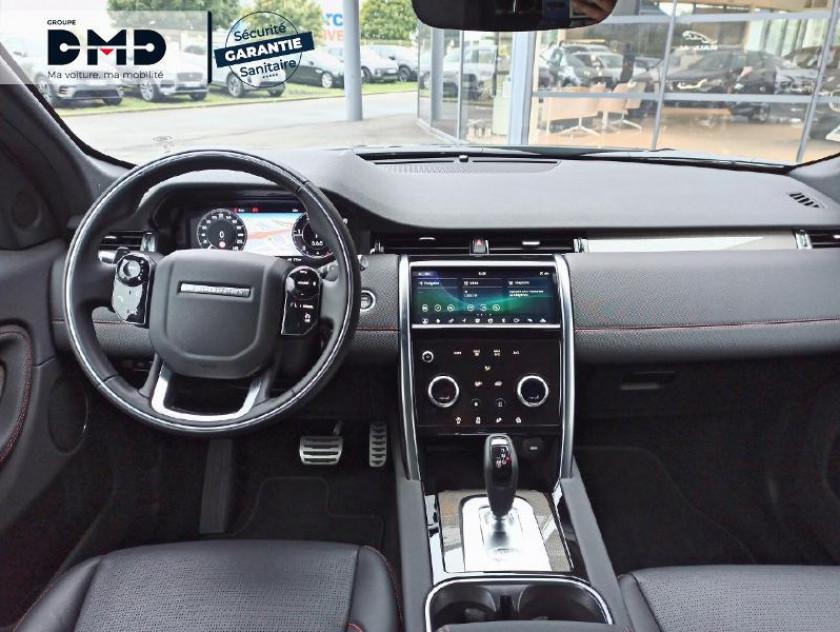 Land Rover Discovery Sport Discovery Sport D150 Bva Awd R-dynamic Se Mark Iv - Visuel #5