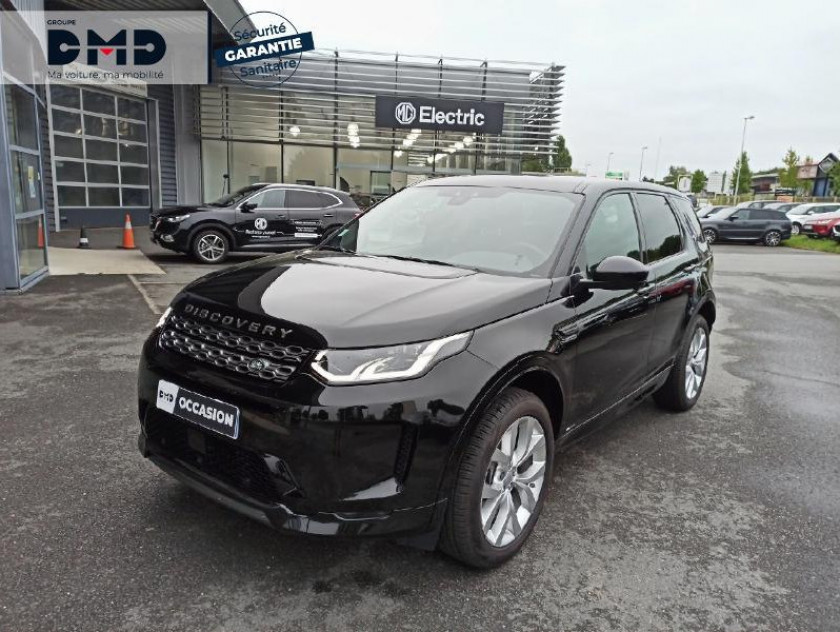 Land Rover Discovery Sport Discovery Sport D150 Bva Awd R-dynamic Se Mark Iv - Visuel #14