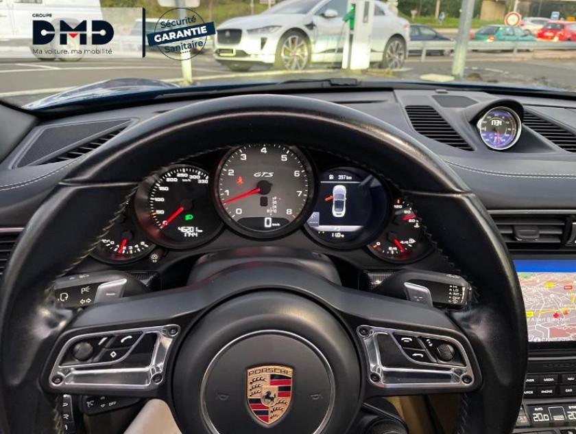 Porsche 911 Cabriolet 3.0 450ch 4 Gts Pdk - Visuel #7