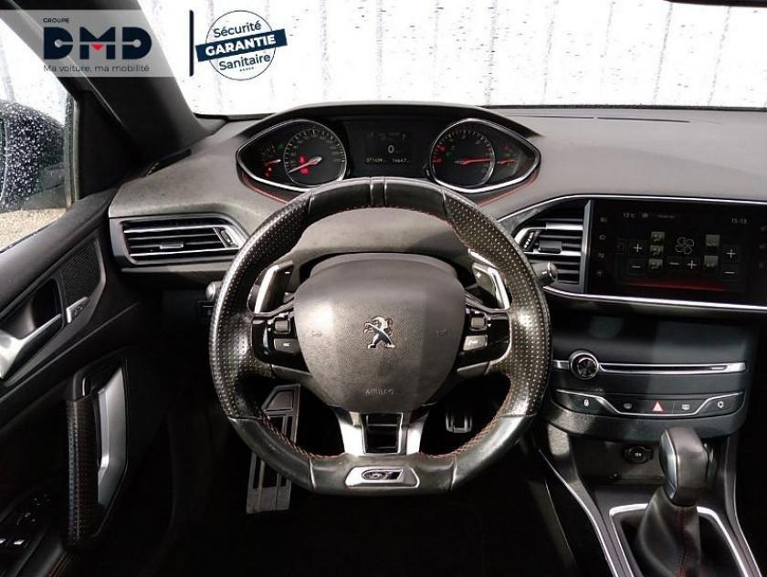 Peugeot 308 Sw 2.0 Bluehdi 180ch Gt S&s Eat6 - Visuel #7