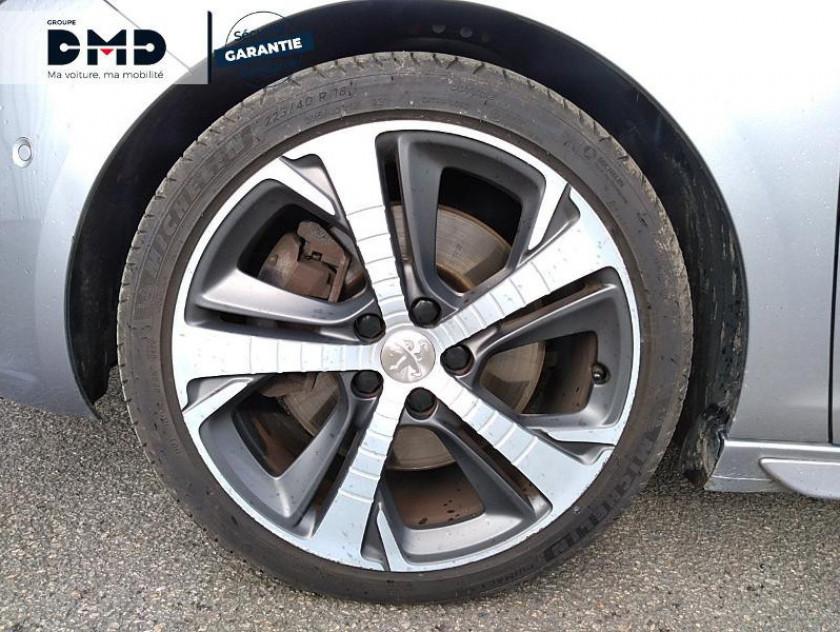 Peugeot 308 Sw 2.0 Bluehdi 180ch Gt S&s Eat6 - Visuel #13