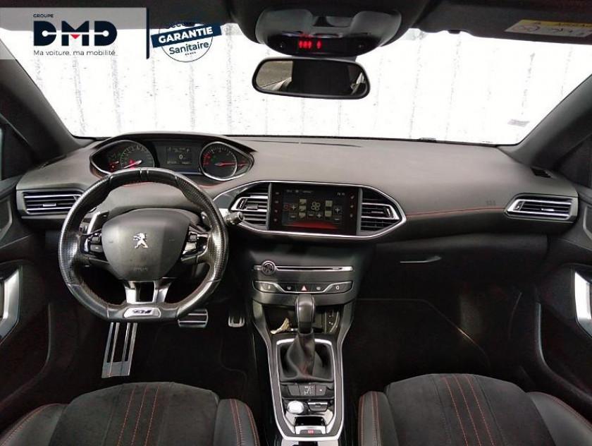 Peugeot 308 Sw 2.0 Bluehdi 180ch Gt S&s Eat6 - Visuel #5