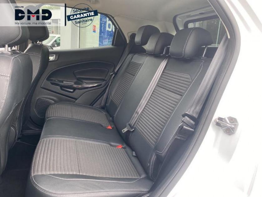 Ford Ecosport 1.0 Ecoboost 125ch Titanium Business Euro6.2 - Visuel #10