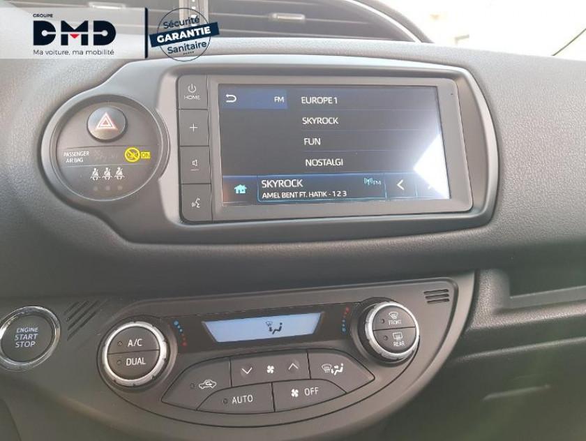 Toyota Yaris 110 Vvt-i Design Y20 5p My19 - Visuel #6