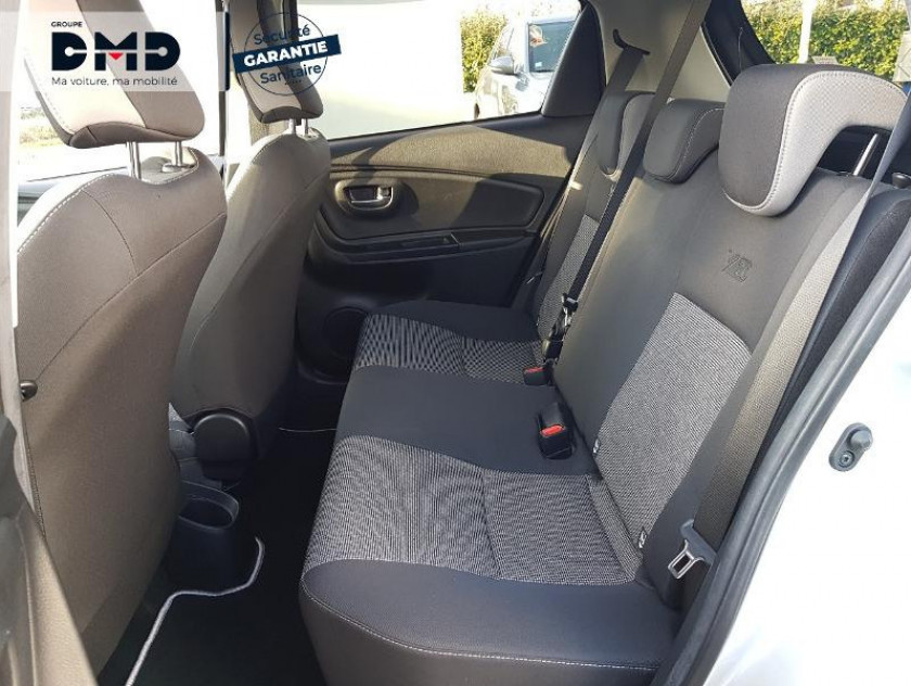 Toyota Yaris 110 Vvt-i Design Y20 5p My19 - Visuel #10