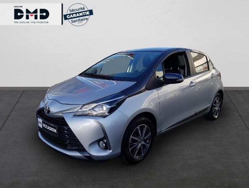 Toyota Yaris 110 Vvt-i Design Y20 5p My19 - Visuel #1