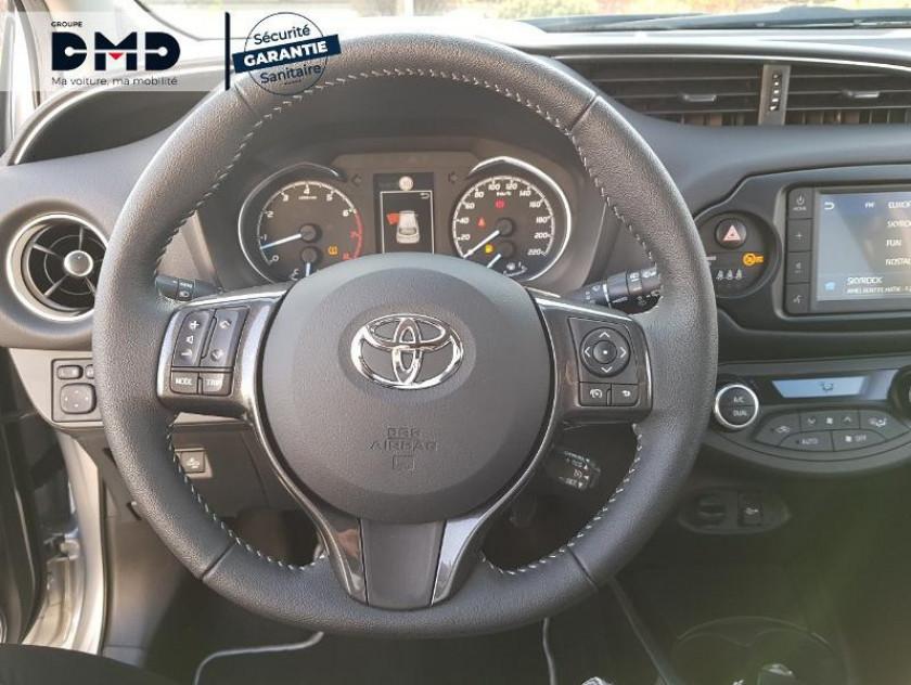 Toyota Yaris 110 Vvt-i Design Y20 5p My19 - Visuel #7