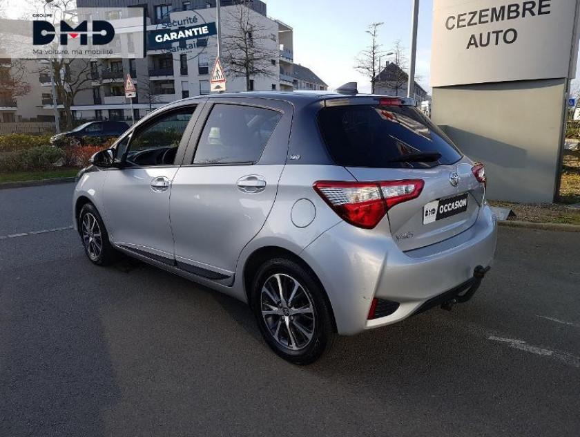 Toyota Yaris 110 Vvt-i Design Y20 5p My19 - Visuel #3