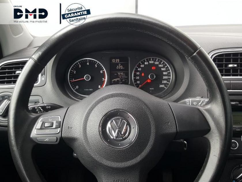 Volkswagen Polo 1.2 70ch Confortline 5p - Visuel #7