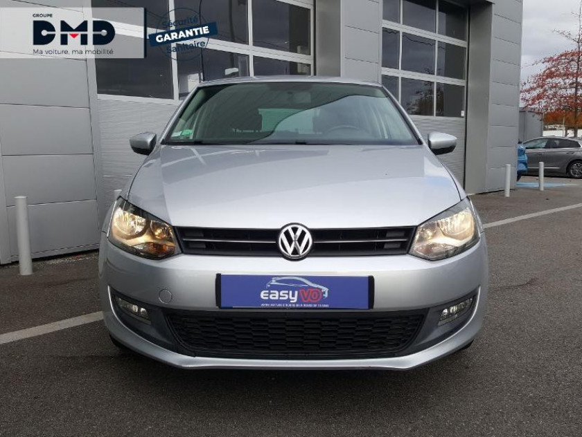 Volkswagen Polo 1.2 70ch Confortline 5p - Visuel #4