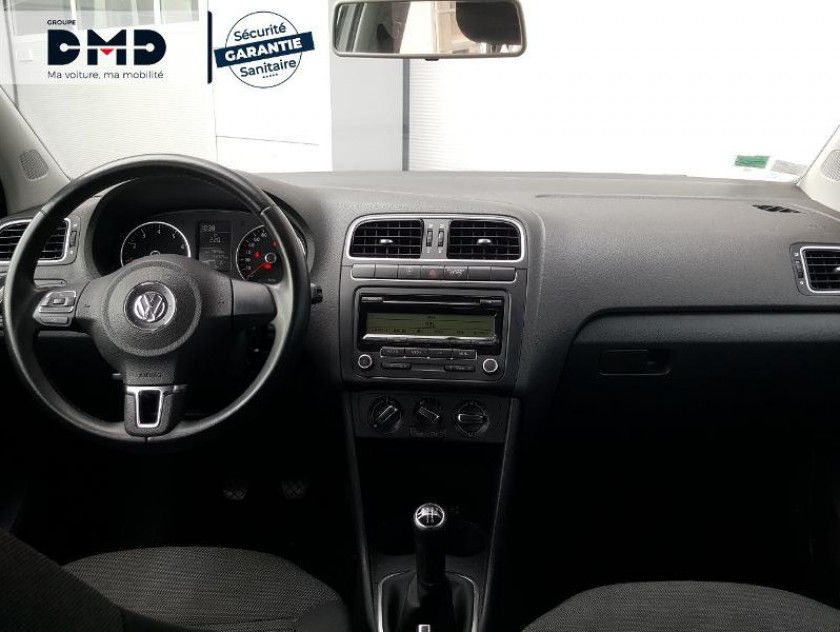 Volkswagen Polo 1.2 70ch Confortline 5p - Visuel #5