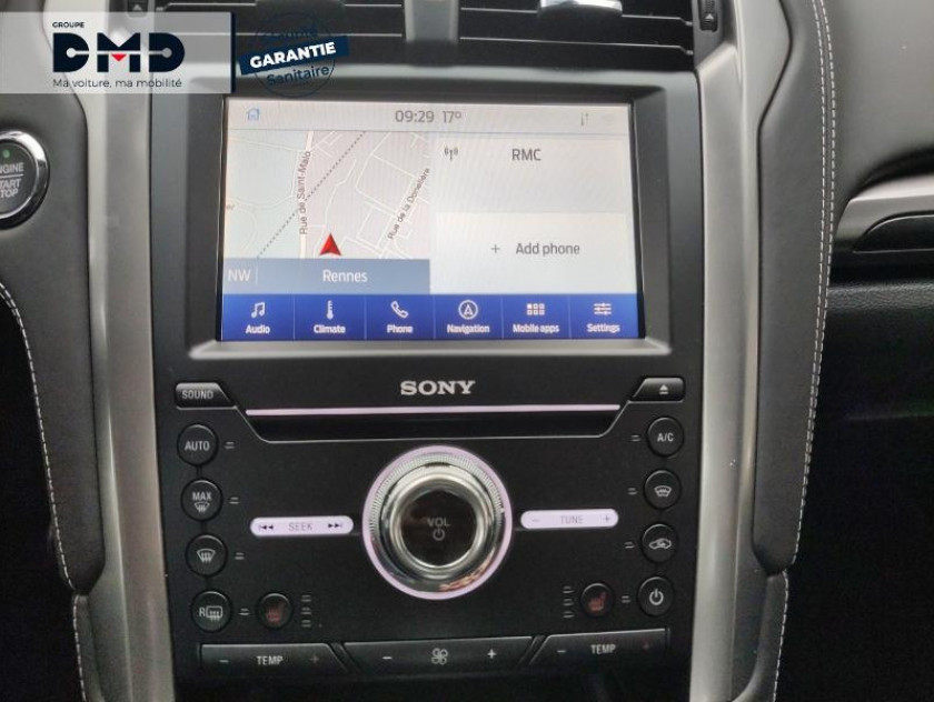 Ford Mondeo Sw 2.0 Hybrid 187ch Vignale Bva - Visuel #6