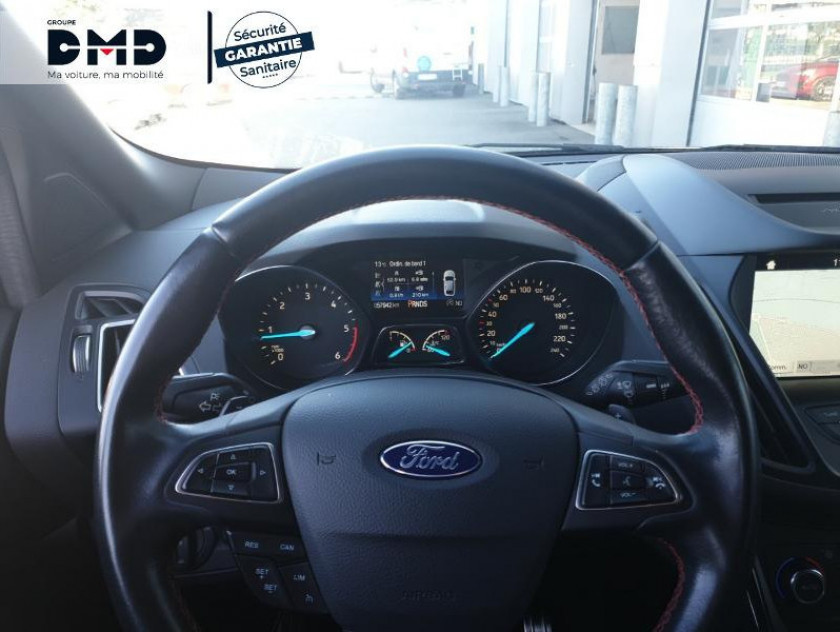Ford Kuga 1.5 Tdci 120ch Stop&start St-line 4x2 Powershift - Visuel #7