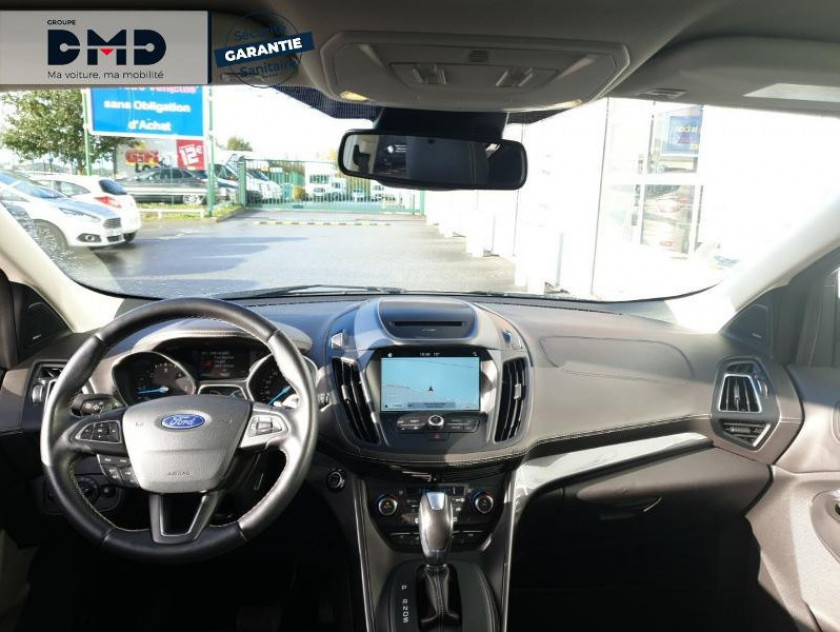 Ford Kuga 2.0 Tdci 180ch Stop&start Vignale 4x4 Powershift Euro6.2 - Visuel #5