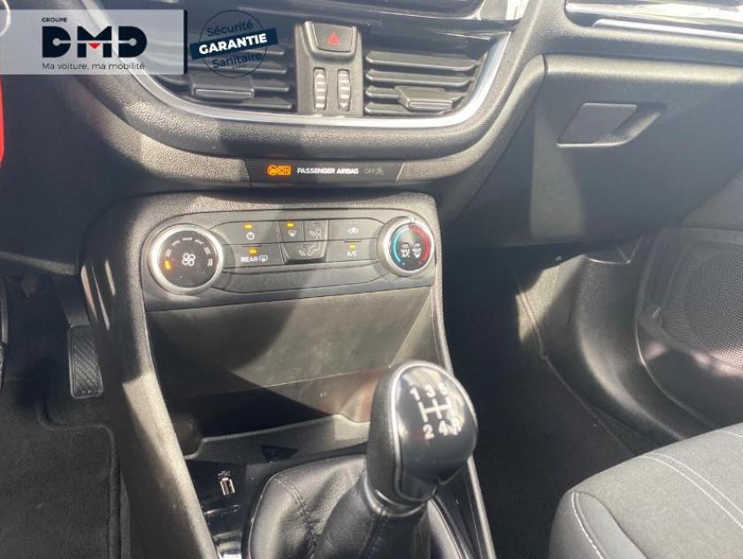 Ford Fiesta 1.1 85ch Trend 5p 5cv Euro6.2 - Visuel #8