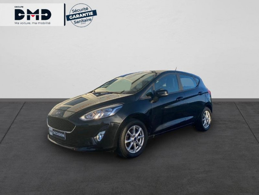 Ford Fiesta 1.1 85ch Trend 5p Euro6.2 - Visuel #1