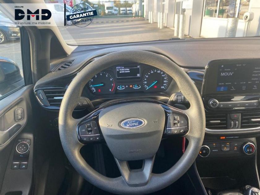 Ford Fiesta 1.1 85ch Trend 5p Euro6.2 - Visuel #7