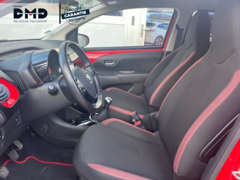 Toyota Aygo 1.0 Vvt-i 69ch X-cite 4 5p - Visuel #9