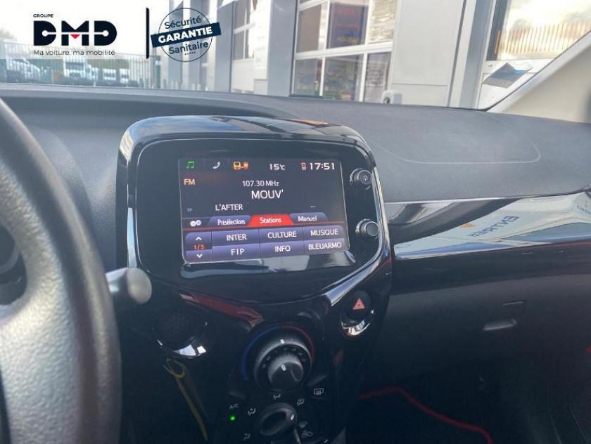 Toyota Aygo 1.0 Vvt-i 69ch X-cite 4 5p - Visuel #6