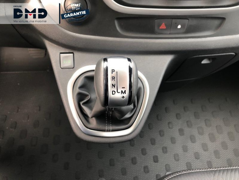 Renault Trafic Fg L2h1 1200 2.0 Dci 145ch Energy Cabine Approfondie Grand Conf - Visuel #8