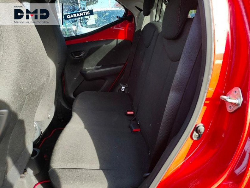 Toyota Aygo 1.0 Vvt-i 69ch X-cite 4 5p - Visuel #10