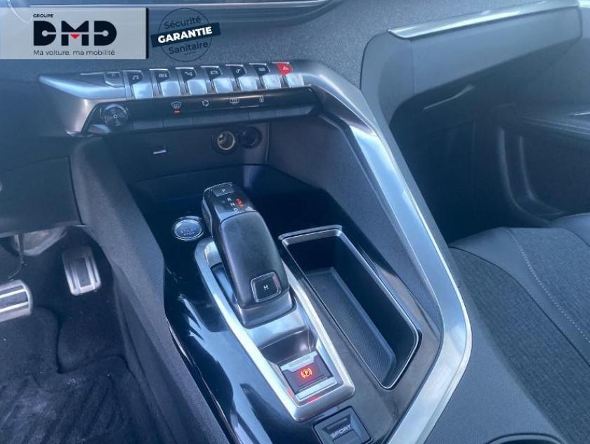 Peugeot 3008 2.0 Bluehdi 180ch S&s Gt Line Eat8 - Visuel #8