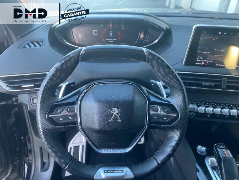 Peugeot 3008 2.0 Bluehdi 180ch S&s Gt Line Eat8 - Visuel #7