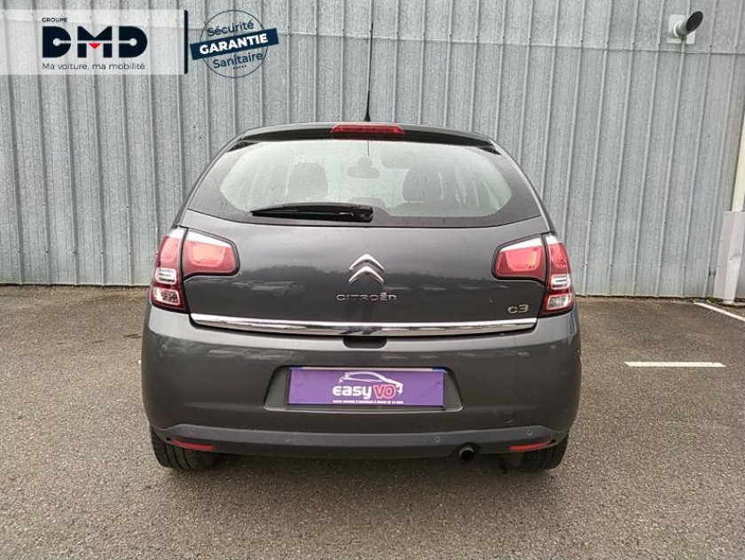Citroen C3 1.2 Puretech Exclusive - Visuel #11