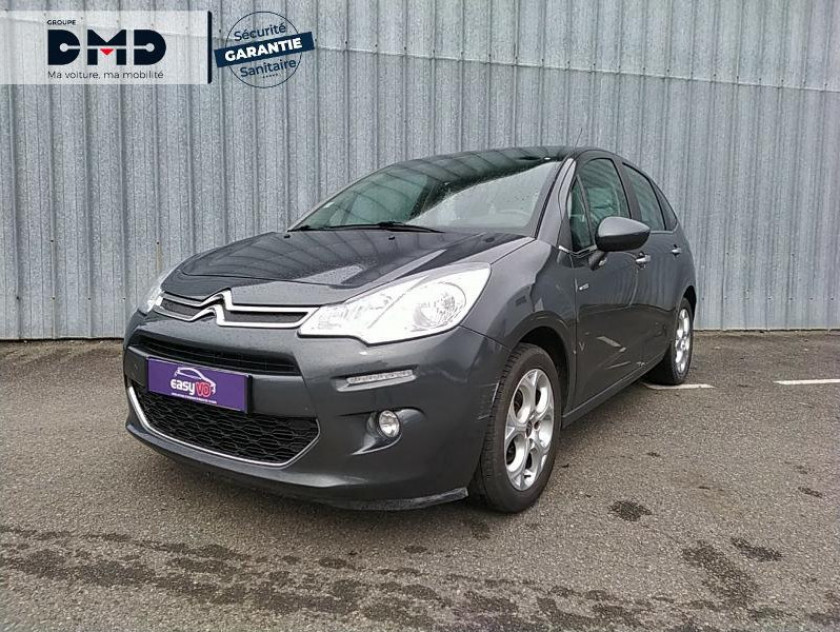 Citroen C3 1.2 Puretech Exclusive - Visuel #14