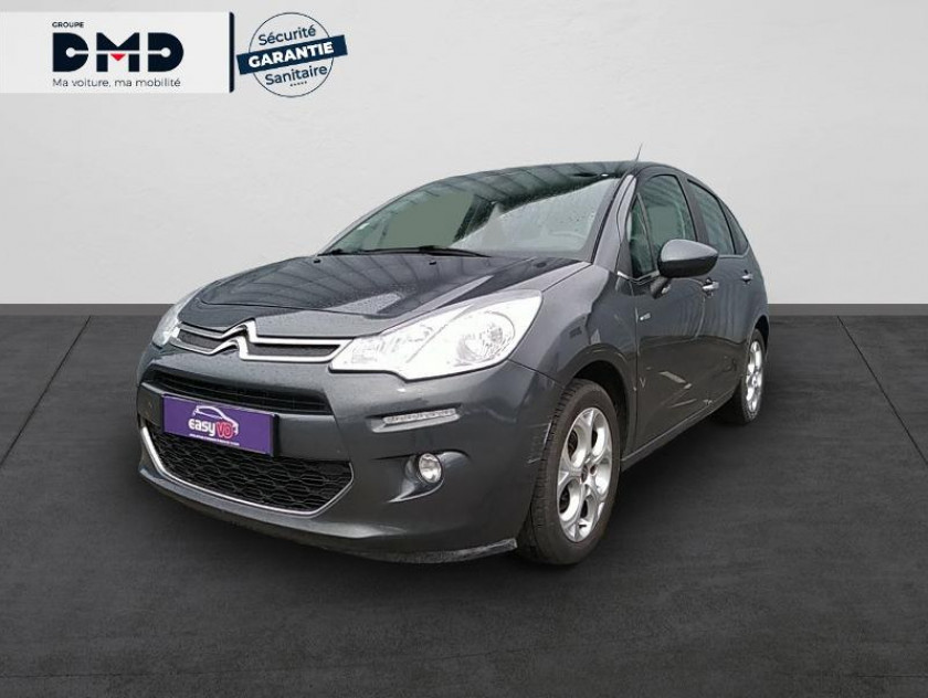 Citroen C3 1.2 Puretech Exclusive - Visuel #1