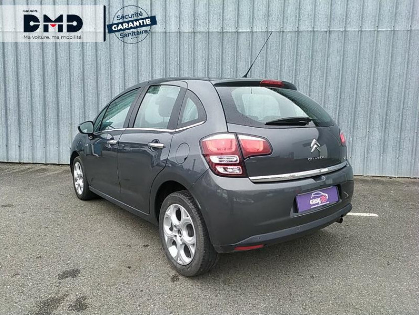Citroen C3 1.2 Puretech Exclusive - Visuel #3