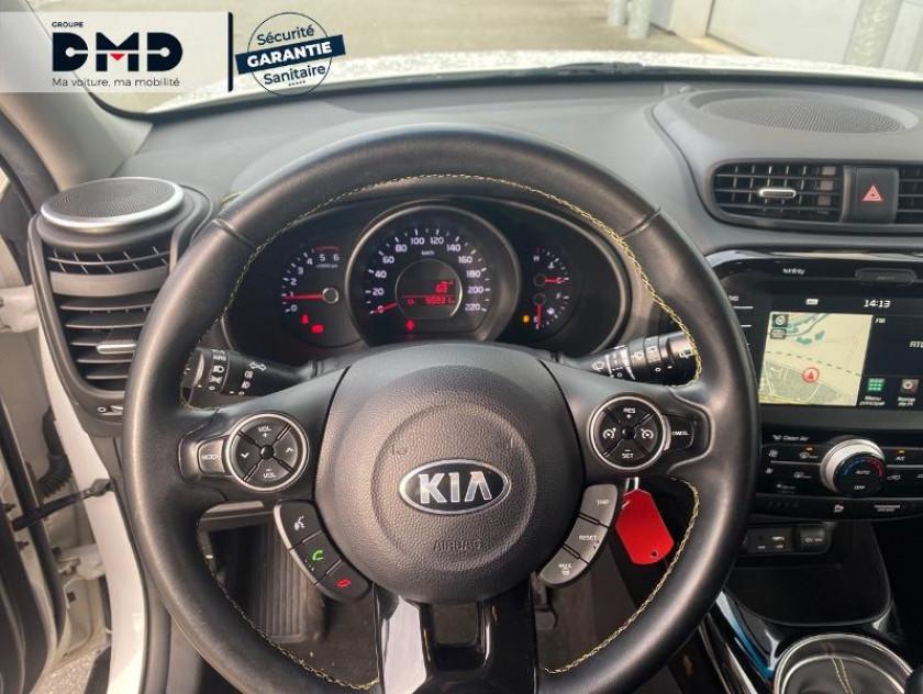 Kia Soul 1.6 Crdi 136ch Premium - Visuel #7