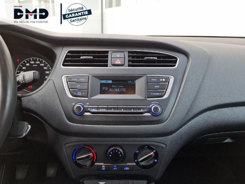 Hyundai I20 1.2 75ch Initia Euro6d-t Evap - Visuel #6