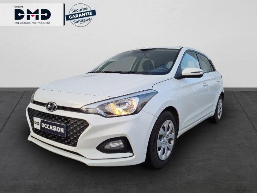Hyundai I20 1.2 75ch Initia Euro6d-t Evap - Visuel #1