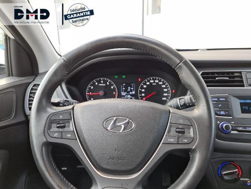 Hyundai I20 1.2 75ch Initia Euro6d-t Evap - Visuel #7