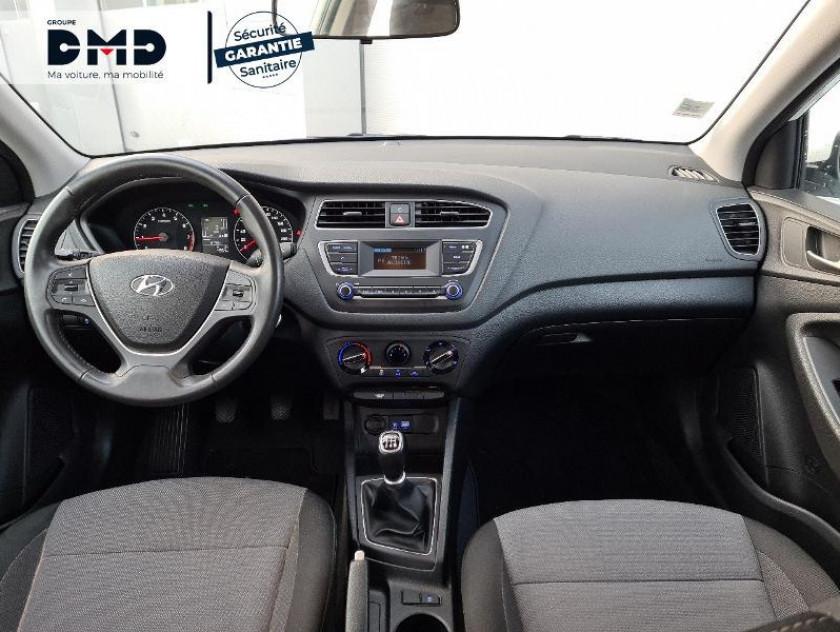 Hyundai I20 1.2 75ch Initia Euro6d-t Evap - Visuel #5