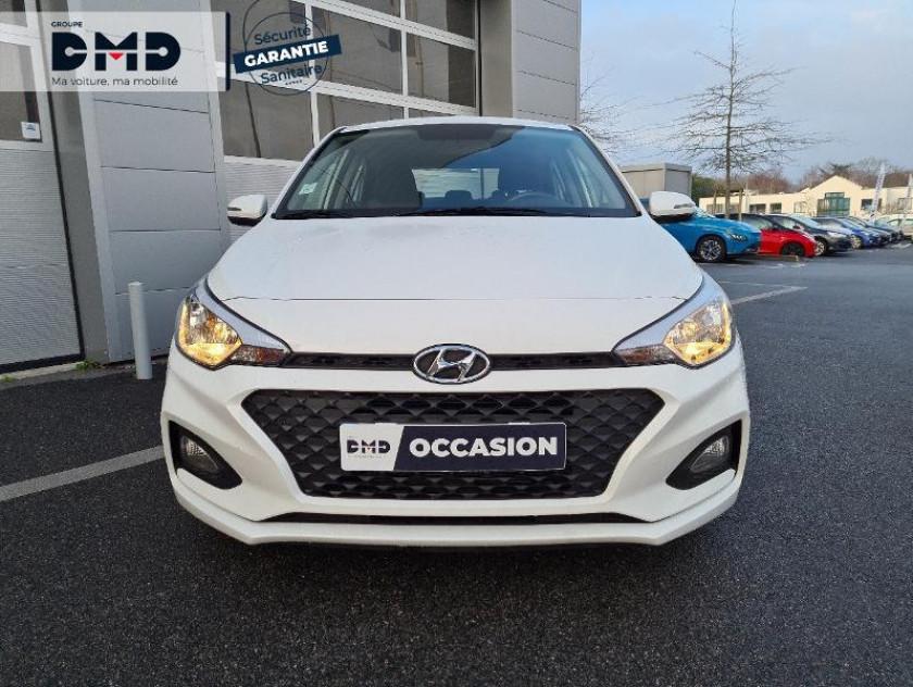 Hyundai I20 1.2 75ch Initia Euro6d-t Evap - Visuel #4