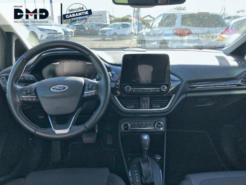 Ford Fiesta 1.0 Ecoboost 100ch Stop&start Vignale Bva 5p - Visuel #5