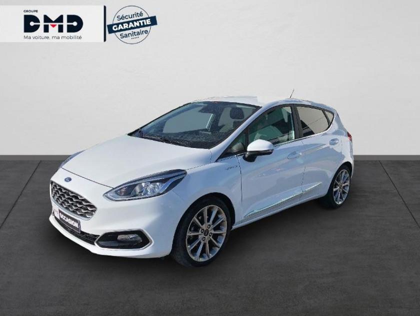 Ford Fiesta 1.0 Ecoboost 100ch Stop&start Vignale Bva 5p - Visuel #1
