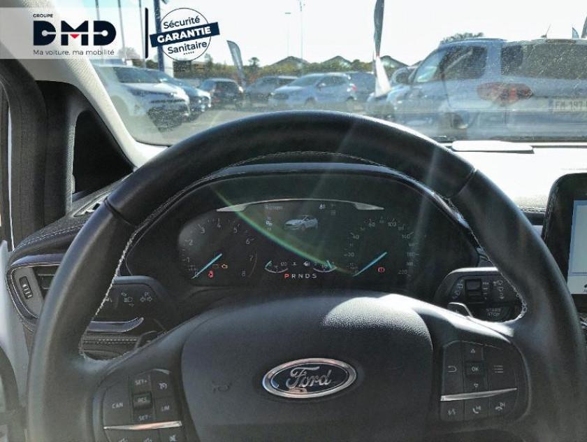 Ford Fiesta 1.0 Ecoboost 100ch Stop&start Vignale Bva 5p - Visuel #7