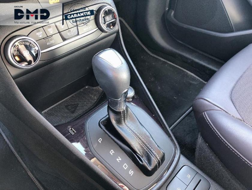 Ford Fiesta 1.0 Ecoboost 100ch Stop&start Vignale Bva 5p - Visuel #8