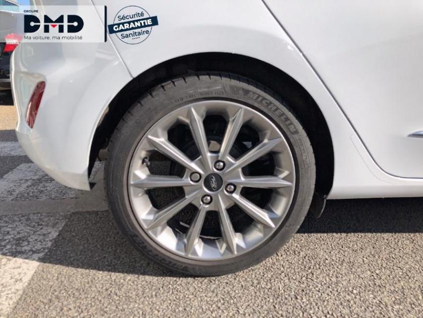 Ford Fiesta 1.0 Ecoboost 100ch Stop&start Vignale Bva 5p - Visuel #13