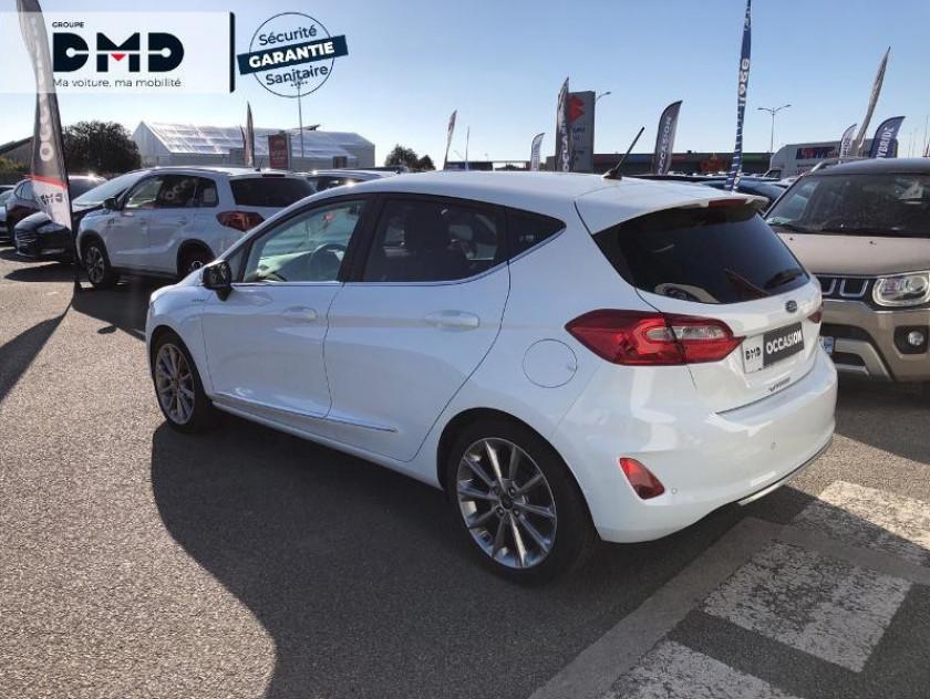 Ford Fiesta 1.0 Ecoboost 100ch Stop&start Vignale Bva 5p - Visuel #3