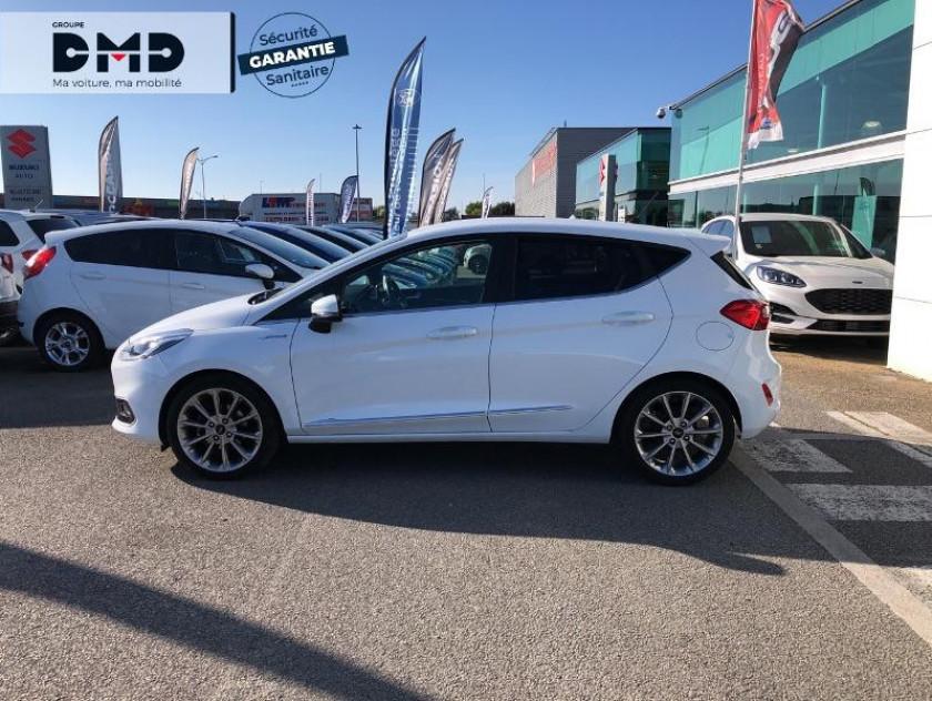 Ford Fiesta 1.0 Ecoboost 100ch Stop&start Vignale Bva 5p - Visuel #2