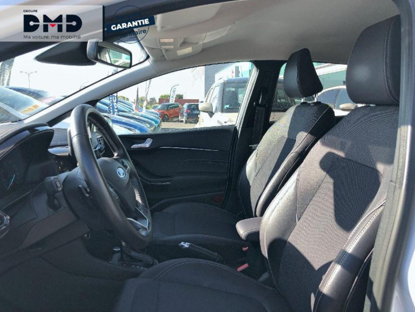 Ford Fiesta 1.0 Ecoboost 100ch Stop&start Vignale Bva 5p - Visuel #9
