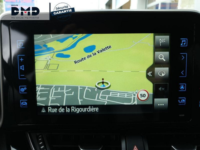 Toyota C-hr 122h Edition 2wd E-cvt - Visuel #6