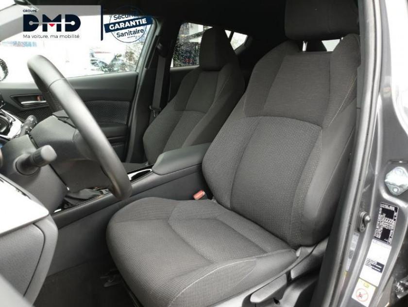 Toyota C-hr 122h Edition 2wd E-cvt - Visuel #9